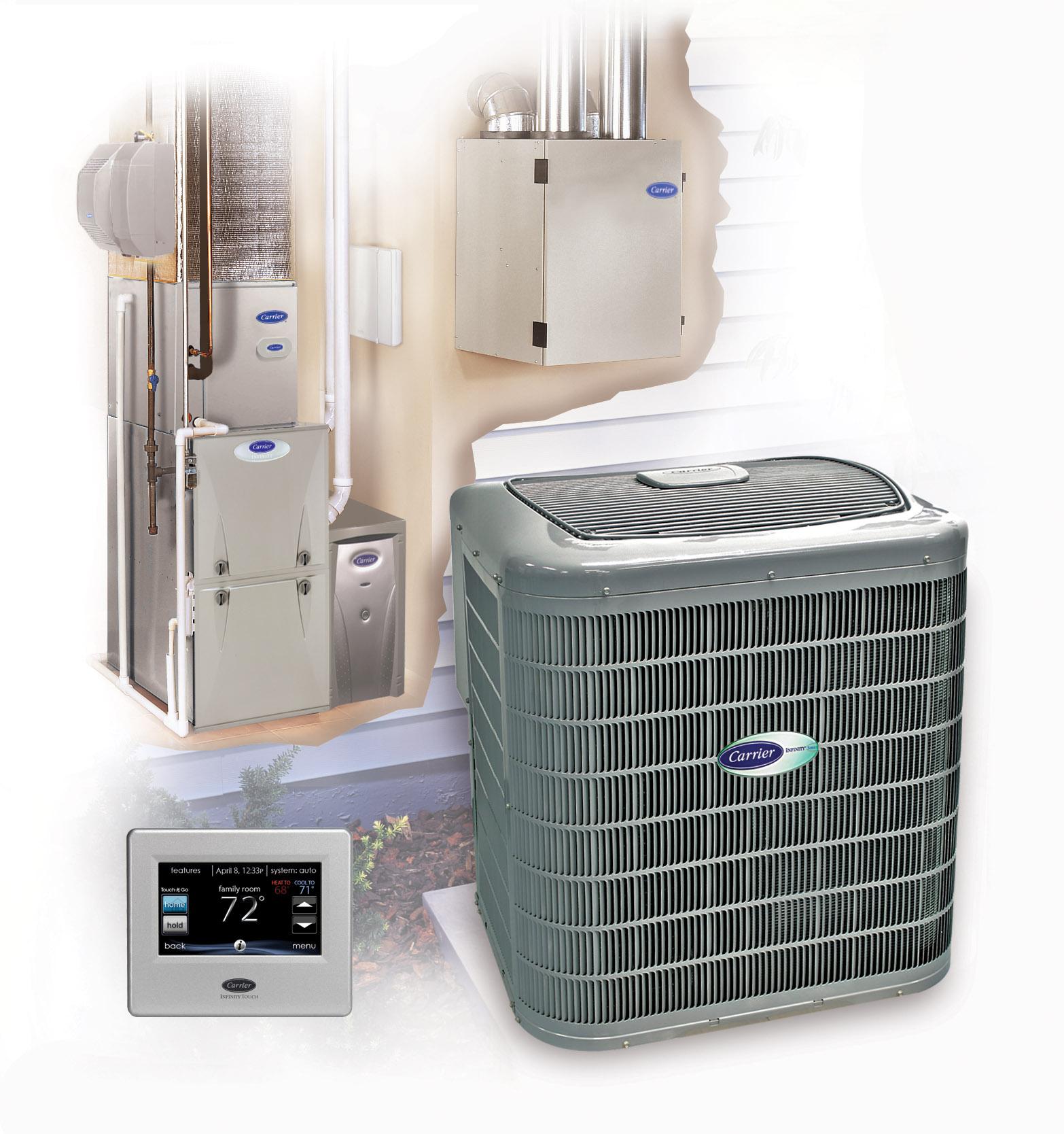 HVAC cooling System