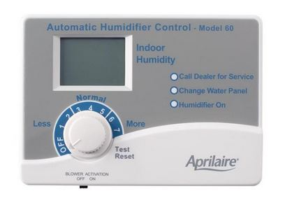 Aprilaire digital thermostat