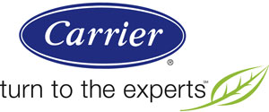Carrier logo advertisement